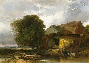 Henry Bright - Ancienne grange, suffolk