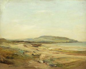 James Lawton Wingate - Par beau temps, Machrihanish