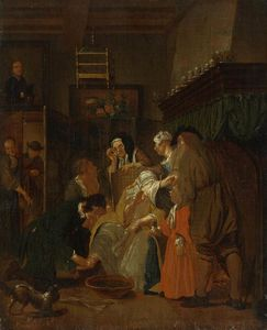 Galerie jan jozef ii horemans belgium 1714 1790 for Horemans interieur