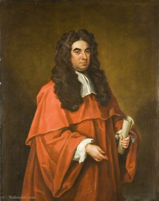 Baynes (d.1737), sergent-at-Law de John Vanderbank (1694-1739, United Kingdom)
