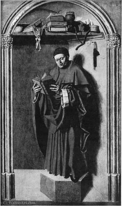 Jérémie de Master Of The Aix Annunciation