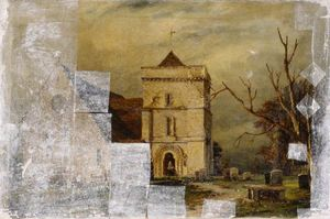 Richard Henry Nibbs - Église Climping, West Sussex