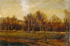 Richard Henry Nibbs - Parc Stanmer, East Sussex
