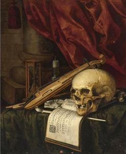 Galerie simon renard de saint andr france 1613 1677 toute les oeuvres 13 huile sur - Vanite simon renard de saint andre ...