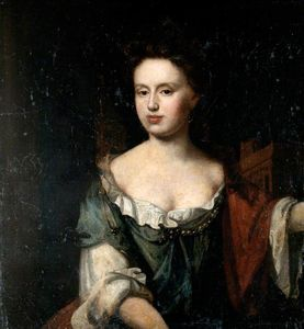 Willem Wissing - Lady Catherine Shuckburgh de Hinton Ampner, Hampshire