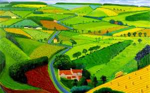 David Hockney - Académie royale de  arts