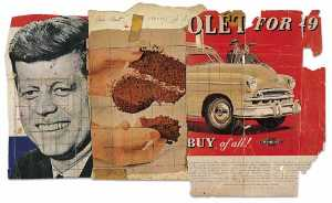 James Rosenquist - président adopter