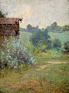 William Forsyth - Le moulin à blé