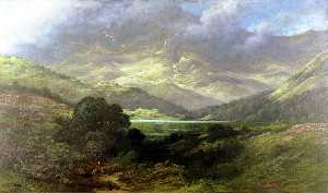 Paul Gustave Doré - Highlands