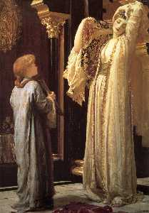 Lord Frederic Leighton - Lumière du Harem