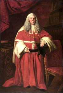 Nathaniel Dance-Holland - lord chief justice wilmot
