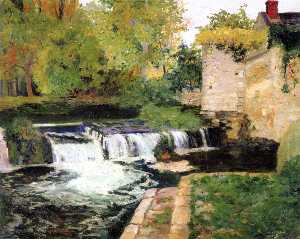 Maurice Cullen - le mill ruisseau