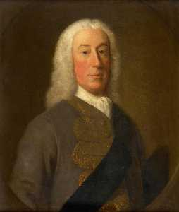 Allan Ramsay - james murray ( 1690–1764 ) , 2nd Duc de Atholl