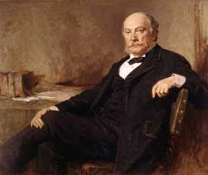George Reid - john william strutt ( 1842–1919 ) , 3rd baron rayleigh