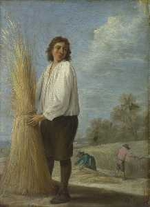 David The Younger Teniers - été