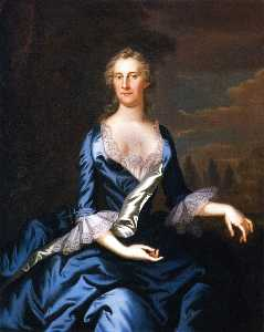 John Wollaston - Mme . charles carroll