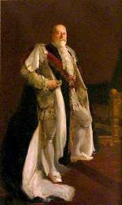 Philip Tennyson Cole - Roi edward vii