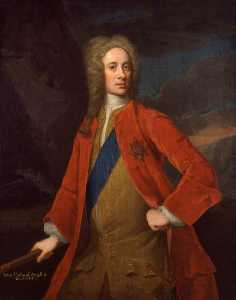 William Aikman - john campbell , 2nd Duc de Argyll et duke de Greenwich