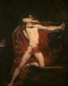 William Etty - la Archer
