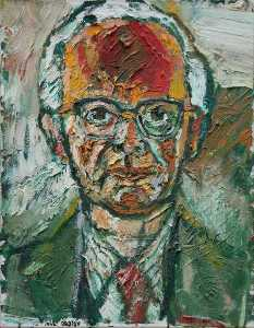 John Randall Bratby - dr alfred leslie rowse ( 1903–1997 )