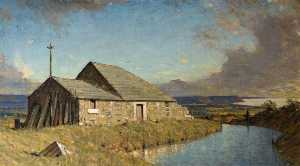 Charles John Holmes - bude canal
