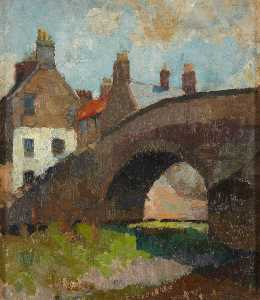 William George Gillies - Nungate Pont , Haddington