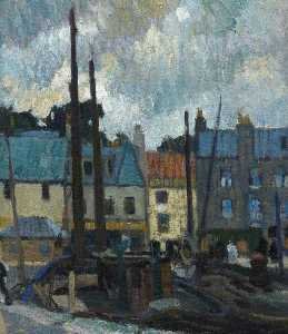William George Gillies - Anstruther
