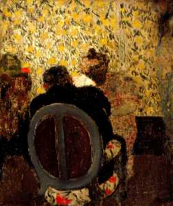 hessel chat rooms Madame hessel in her room at clayes edouard vuillard - circa 1930-1935 madame hessel in her room at clayes edouard vuillard - circa 1930-1935  édouard vuillard chat in the drawing room mr and mrs arthur fontaine find this pin and more on interior in the paintings by rita green.