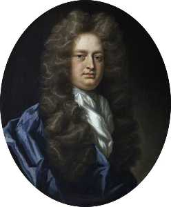 John Closterman - colonel george lucy ( 1665 1666–1721 )