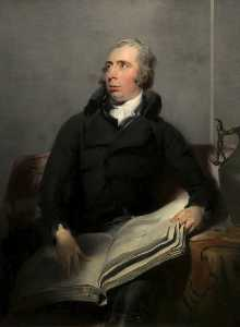 Thomas Lawrence - richard payne Chevalier ( 1750–1824 )