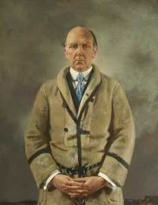 William Newenham Montague Orpen - Leonard Une . scott stokes ( 1858–1925 ) , PRIBA , RGM