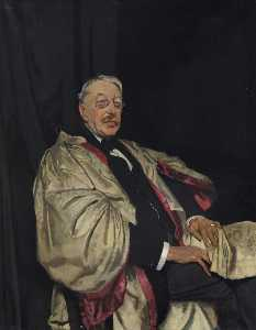 William Newenham Montague Orpen - charles villiers stanford ( 1852–1924 ) , trinity college Organiste et compositeur