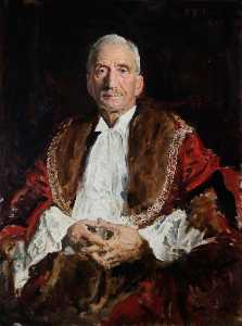 Reginald Grenville Eves - Monsieur alfred woodgate ( 1860–1943 ) , Maire de Kingston ( 1932–1935 )
