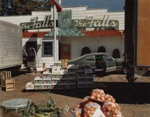 Stephen Shore - Vous . S . 10 , post falls , Idaho