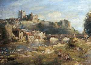 Walter Westley Russell - Richmond» dans le Yorkshire