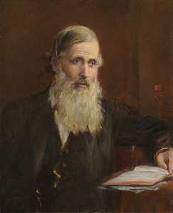 Lowes Cato Dickinson - Henri Sidgwick ( 1838–1900 ) , Ensemble , Philosophe et knightsbridge Professeur ( 1883–1900 )