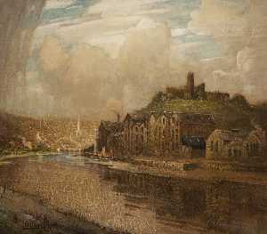 William Hoggatt - St George's Quai , Lancaster