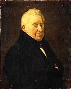 Georges Rouget - PHILIPPE HENRI SCHUNCK ( 1757 1847 )