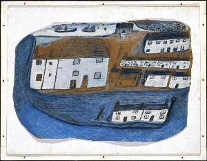 Alfred Wallis - St Ives