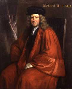Jonathan Richardson The Elder - Richard Hale ( 1670–1728 )
