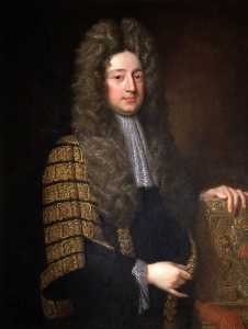 Jonathan Richardson The Elder - william cowper , 1st Comte de Cowper ( 1665–1723 ) , lord chancellor
