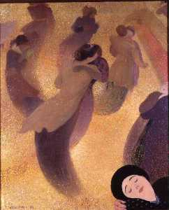 Felix Vallotton - La Valse