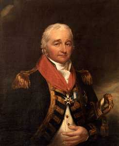 John James Halls - Amiral william essington ( 1753–1816 ) , KCB
