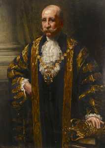 George James Coates - Adjoint au maire H . Lyon et Thomson , Maire de De westminster ( 1912–1913 )