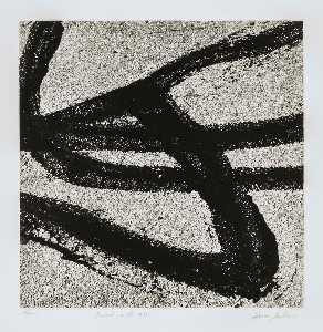 Aaron Siskind - Providence 68 , 1986 , du portefeuille Goudron Extraits
