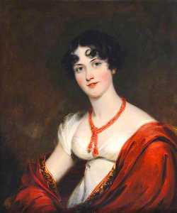 Thomas Barber - lady caroline gordon , lady chesham