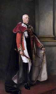 Arthur Stockdale Cope - maréchal SAR arthur william patrick albert , Duc de Connaught et strathearn