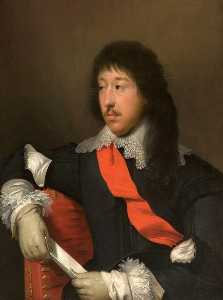 Cornelis Jonson Van Ceulen - james stanley , 7th Comte de Derby