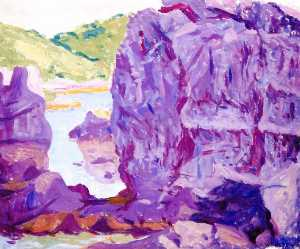 Edwin Ambrose Webster - fiord