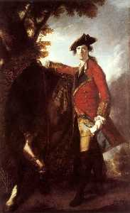 Joshua Reynolds - Le capitaine Robert Orme